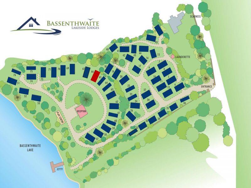 Bassenthwaite Lakeside Lodges - Broadwater Lodge (2)