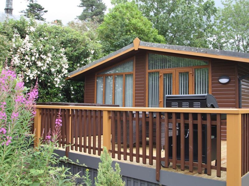 Bassenthwaite Lakeside Lodges - Caldbeck Lodge (4)