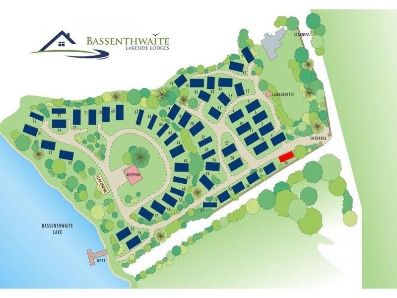 Bassenthwaite Lakeside Lodges - Grasmere Lodge (3)