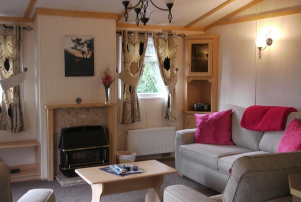 Bassenthwaite Lakeside Lodges - Kirkstone Lodge (5)