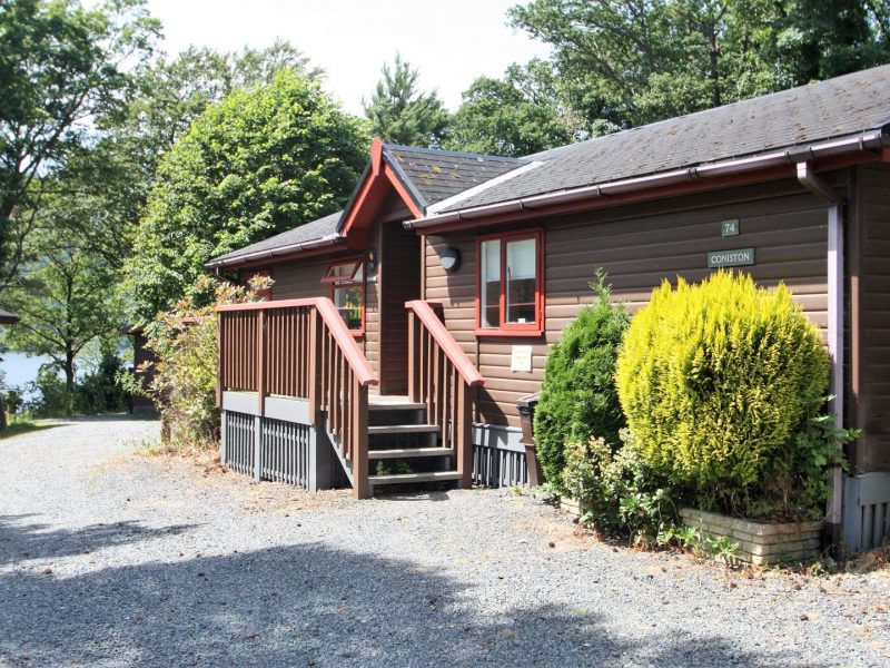 CONISTON LODGE EXTERNAL