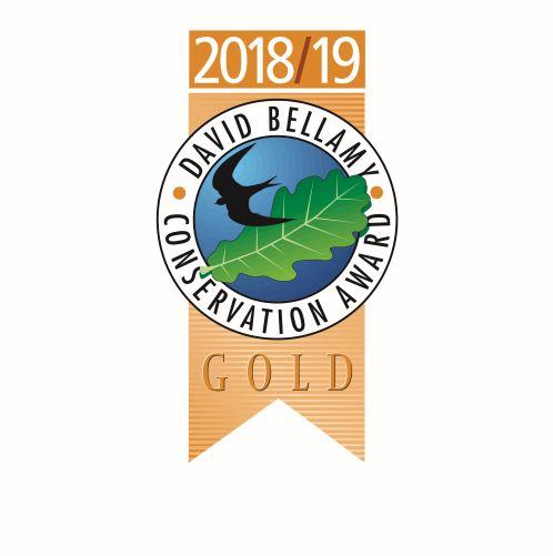 David Bellamy Gold Award