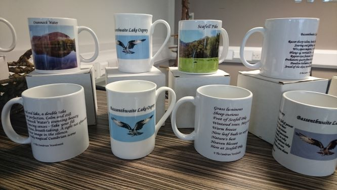 The Cumbrian Wordsmith Mugs